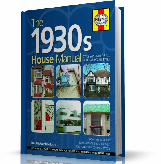 KSIĄŻKA 1930S HOUSE MANUAL (2ND EDITION)