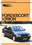 FORD ESCORT - FORD ORION od sierpnia 1990 do 2000 roku