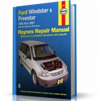 FORD WINDSTAR, FREESTAR (1995-2007) USA