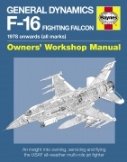 GENERAL DYNAMICS F-16 FIGHTING FALCON MANUAL